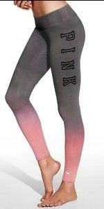 Victoria's Secret Pink Ombre Leggings